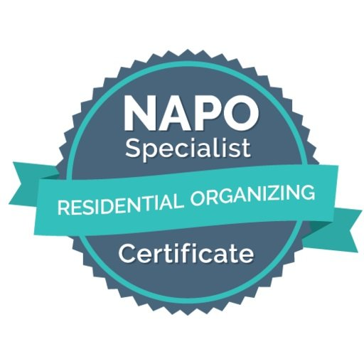 Residential organizing - About