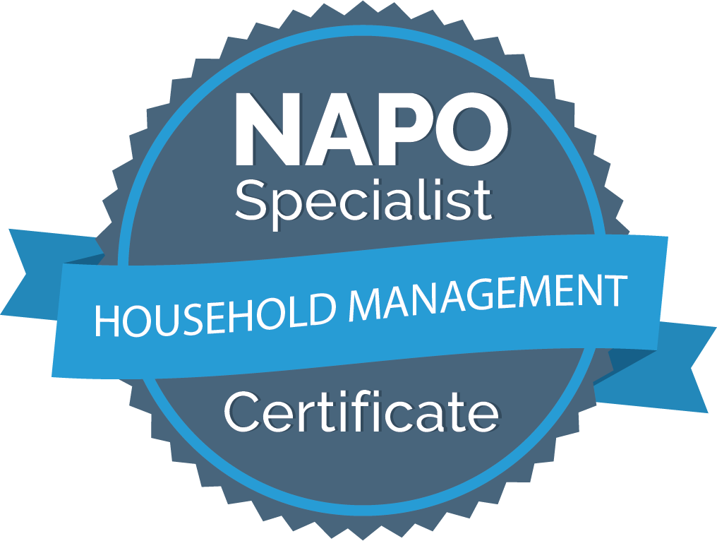 NAPO Specialist Badge Household Management 1 2 - About