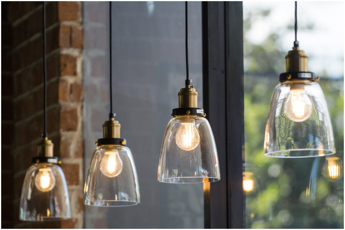 light fixtures - 20 Easy DIY Home Projects to Spruce up Your Space