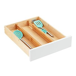 Bamboo Drawer Dividers Frame - Products