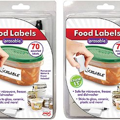 Erasable Labels Frame - Products