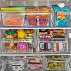 Fridge Bins Frame - Products