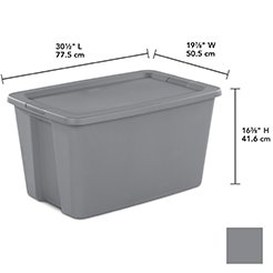 Garage Tote 2 Frame - Products