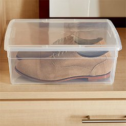 Mens Shoe Box Frame - Products
