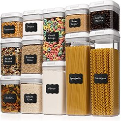 Pantry Containers Frame - Products