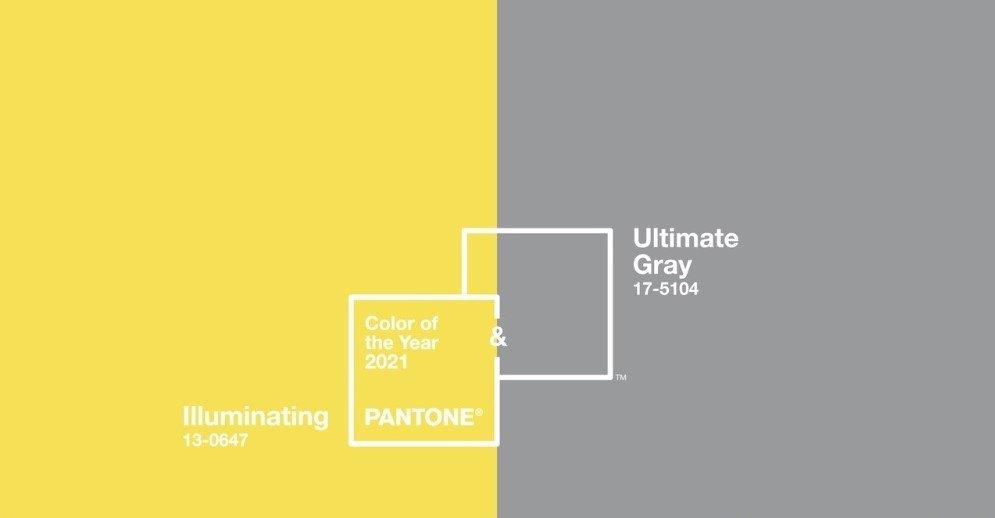 Pantone 2021 - Happy 2021!